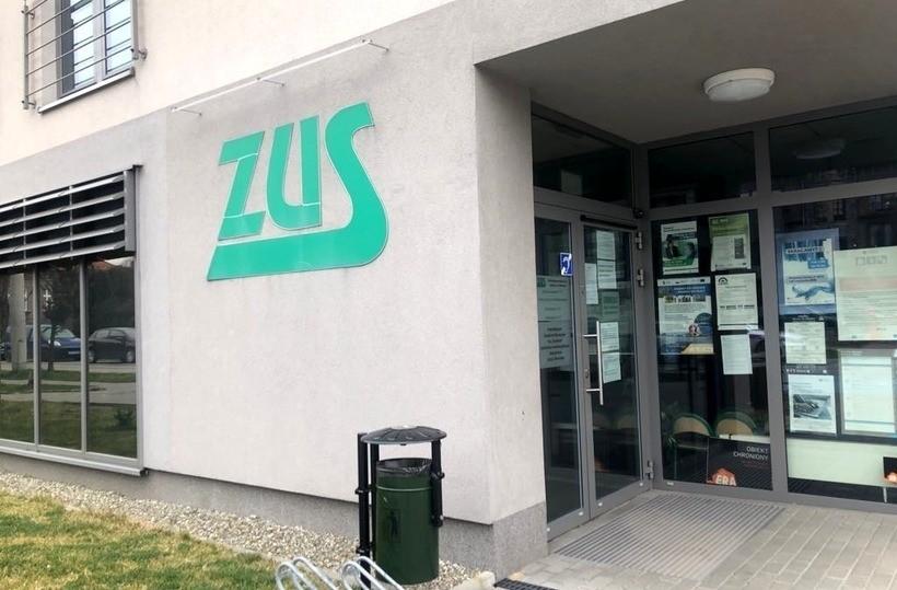 Siedziba ZUS w Wadowicach