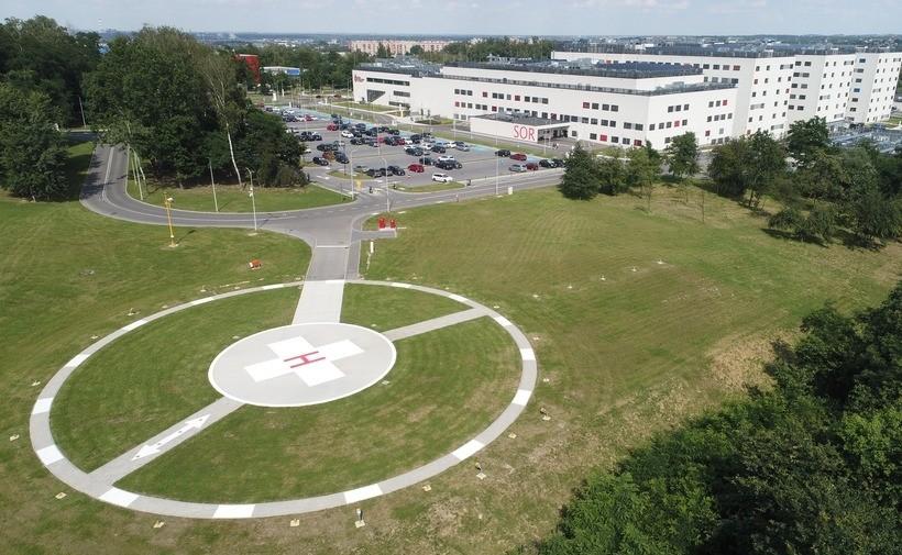 Trudna sytuacja w Małopolsce. Za chwilę może zabraknąć miejsc w szpitalu dla pacjentów z Covid-19