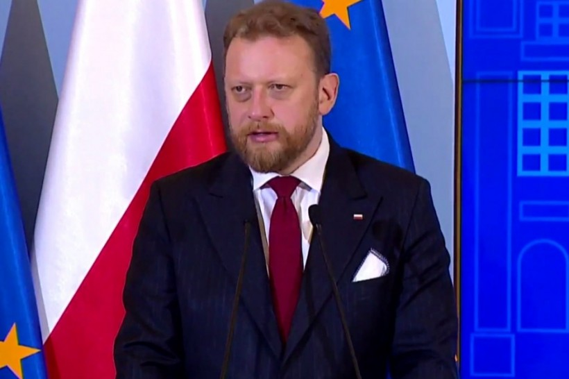 """Minister zdrowia Łukasz Szumowski zrezygnował. """"Wracam do wyuczonego zawodu"""""""