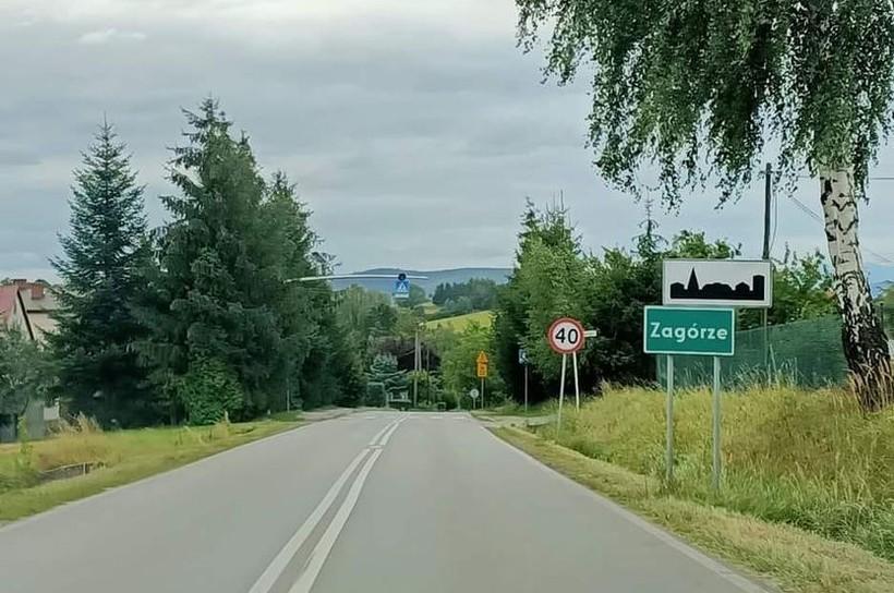 Starostwo utworzyło w Witanowicach nową miejscowość. Poznajcie Zagórze, gdzie to jest?