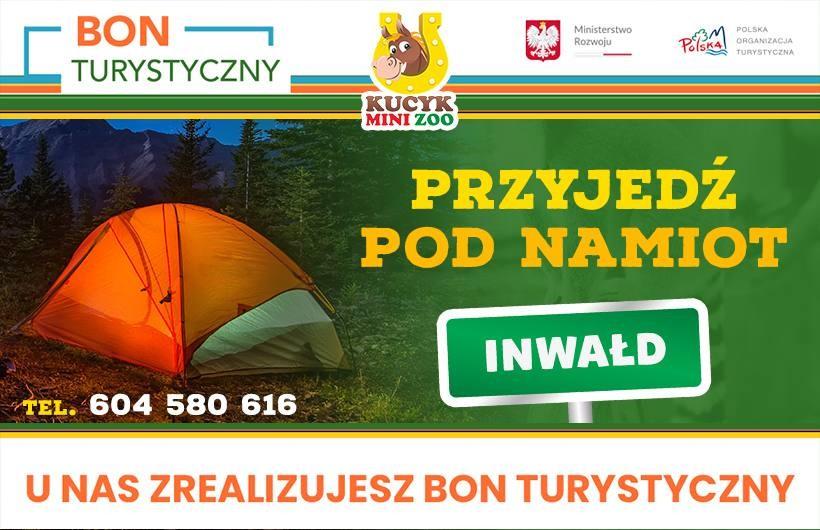 Jak zrealizować Bon Turystyczny w Mini Zoo w Inwałdzie?