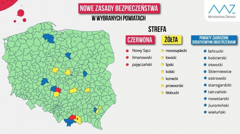 Dobra wiadomość. Kraków skreślony z kryzysowej strefy