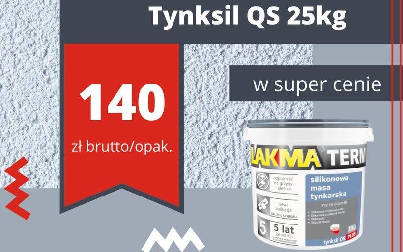 Lak-Bis w Wadowicach poleca wysokiej jakości tynki Lakma w super promocji!