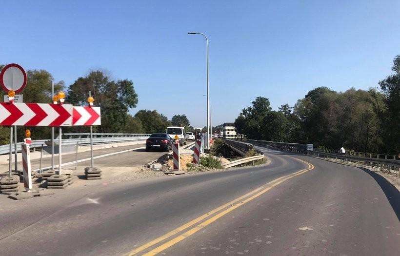 Remont mostu na Skawie w Wadowicach na finiszu. Już za moment będzie można po nim jeździć