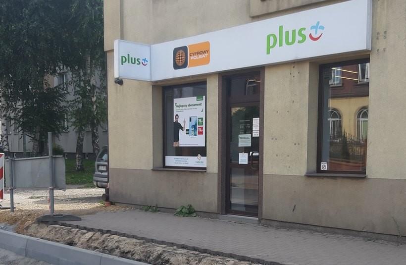 Salon Cyfrowego Polsatu i Plusa , ul. Lwowska 34, Wadowice
