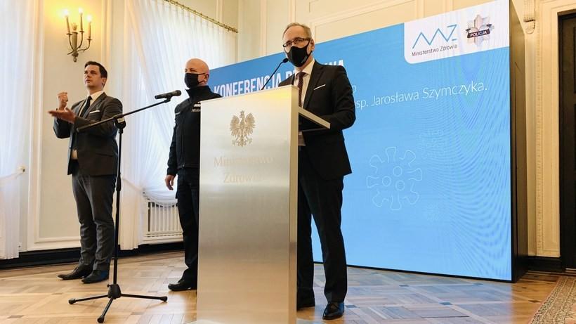 Minister zapowiedział we wtorek powrót obostrzeń epidemicznych