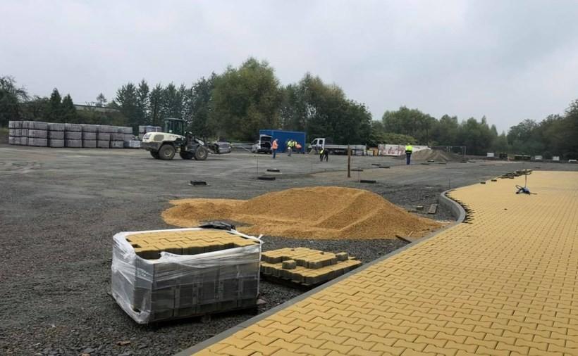 Do końca roku parking przy ulicy Sienkiewicza w Wadowicach ma być gotowy