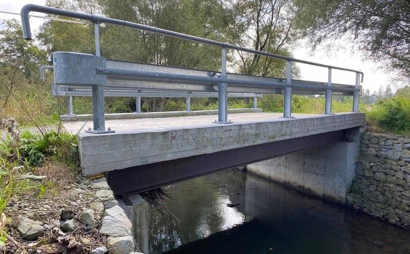 Most w Rokowie to samowola budowlana