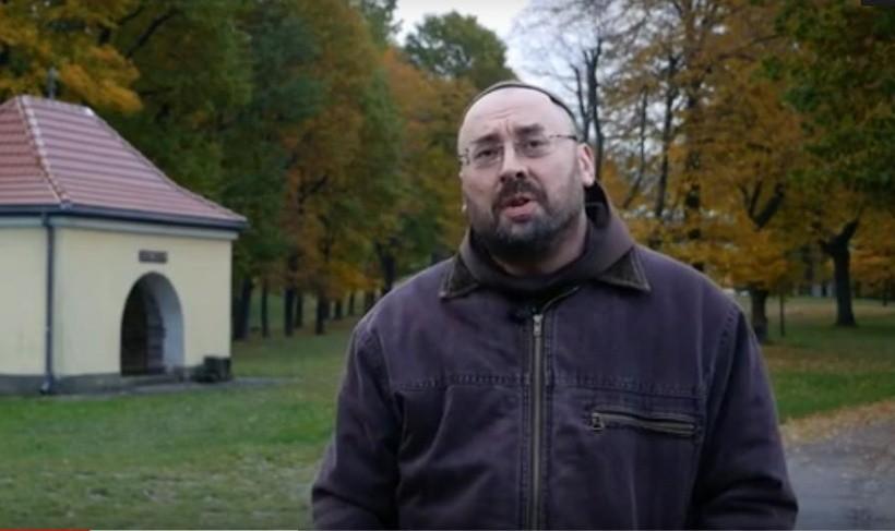 Pomysłodawcą przedsięwzięcia jest ojciec dr Leonard Hryniewski OFM