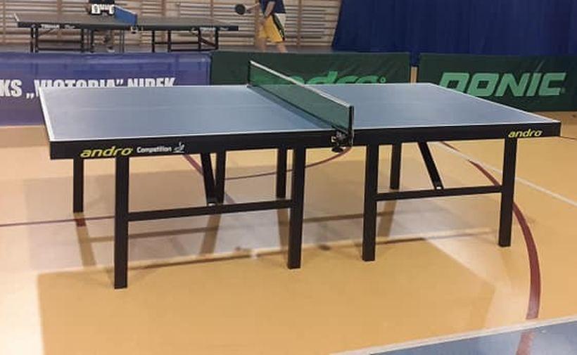 W Nidku organizują niepodległościowy turniej tenisa stołowego. Można się jeszcze zapisać