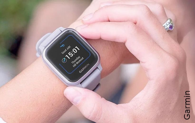 Zegarek sportowy Garmin Venu SQ - nowa odsłona eleganckiego smartwatcha