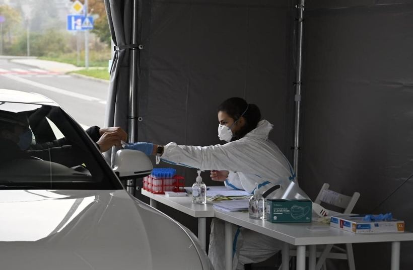 Pandemia nie wyhamowuje. W powiecie rekordowa liczba pozytywnych testów!