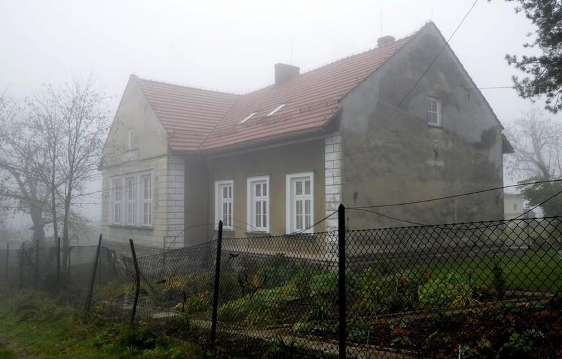 Stara szkoła w Gorzeniu