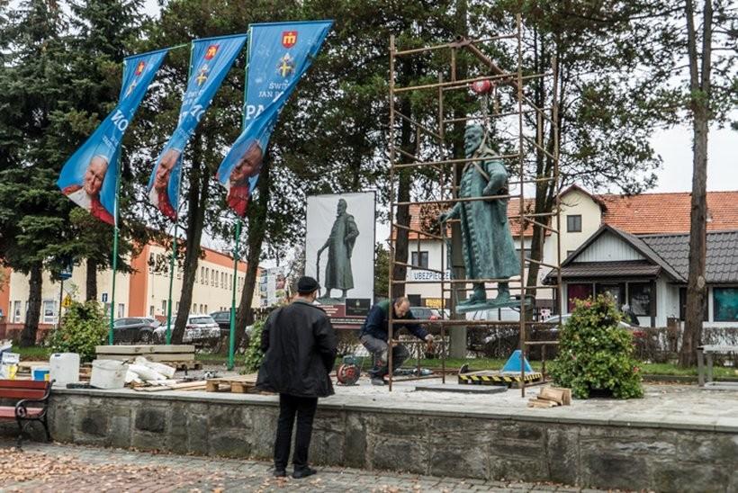 Pomnik Mikołaja Zebrzydowskiego