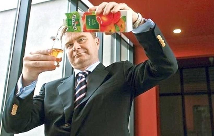 Krzysztof Pawiński - jeden z właścicieli Maspexu