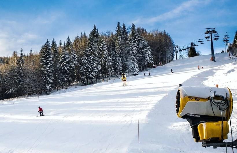 """Kiedy na narty do Rzyk? """"Wszystko zależy od tego, czy spadnie śnieg"""""""