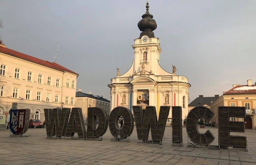 Wadowice - w listopadzie zmarły tutaj 133 osoby