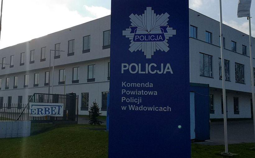 Nowa komenda powiatowej policji w Wadowicach