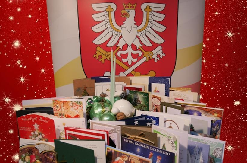 Życzenia bożonarodzeniowe od władz samorządowych Powiatu Wadowickiego