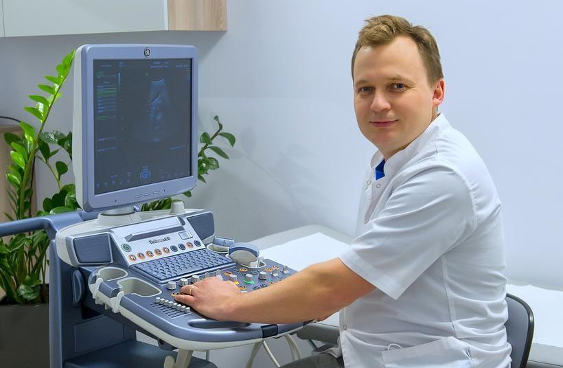 Lek. med. Kamil Pytlarski w Centrum Medycznym Han-Medica