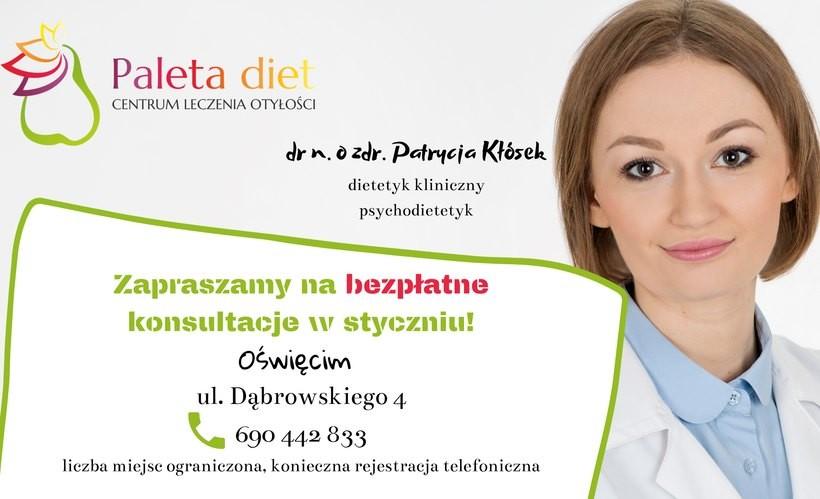 Doktor psychodietetyki już w Oświęcimiu! Innowacyjne metody leczenia otyłości