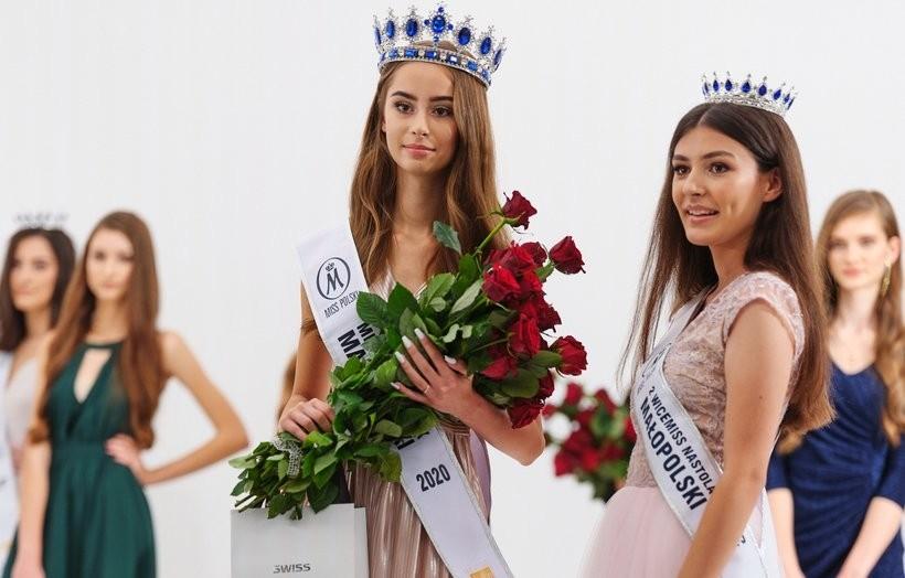 Alicja Kucia została Miss Nastolatek Małopolski w 2020 roku