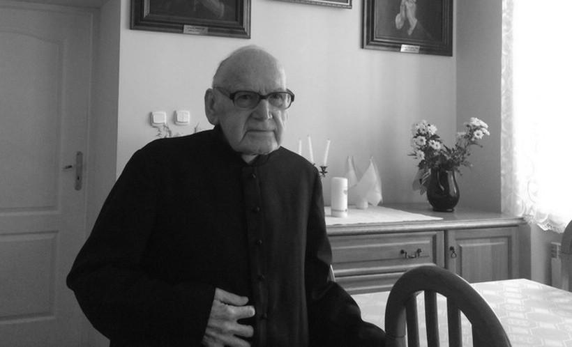 Nie żyje ksiądz prałat Zdzisław Kałwa. W Wadowicach pracował od ponad pół wieku