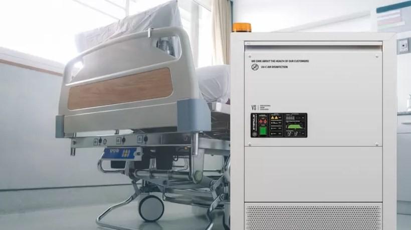 Firma z Małopolski wyprodukowała urządzenie, które niszczy koronawirusa w powietrzu