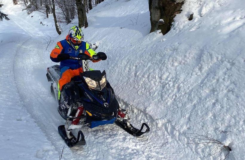 Szlaki Babiej Góry rozjeżdżane przez skutery i fałszywych ratowników. GOPR ostrzega!