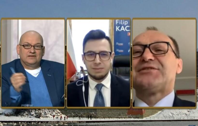 Posłowie Sowa i Kaczyński inaczej o proteście mediów. O co w tej awanturze chodzi?