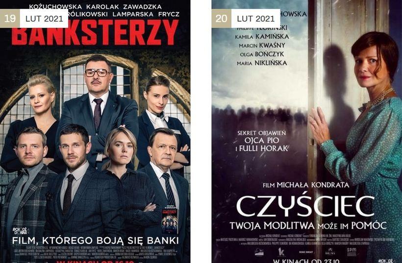 Kino Centrum w Wadowicach wprowadza nowości do reperturaru. Co w najbliższych dniach?