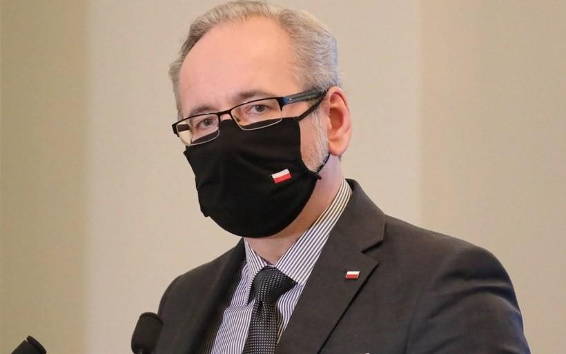 """Minister Zdrowia o trzeciej fali: """"Apogeum prognozujemy na przełomie marca i kwietnia"""""""