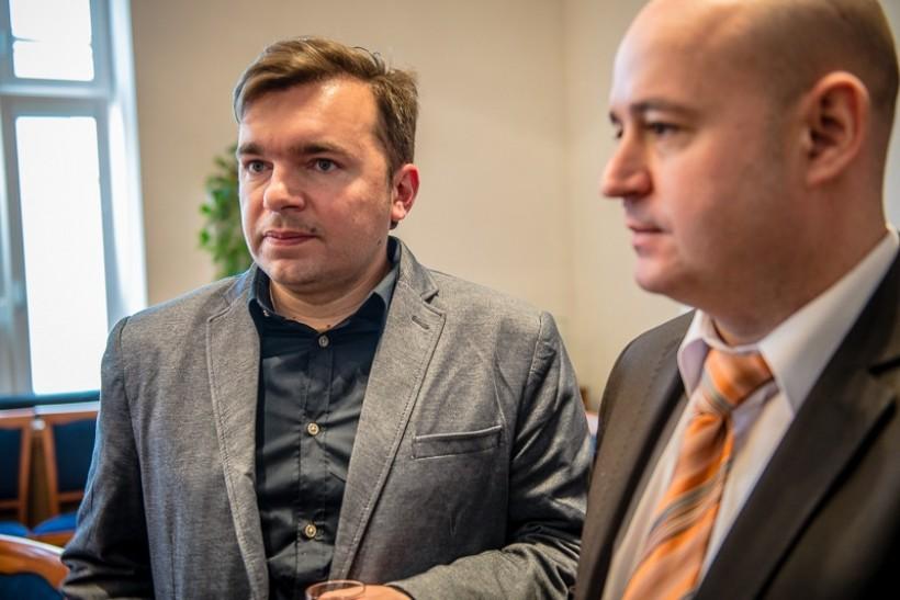 Burmistrz Mateusz Klinowski wyjeżdza do Gdańska na wykłady ECS