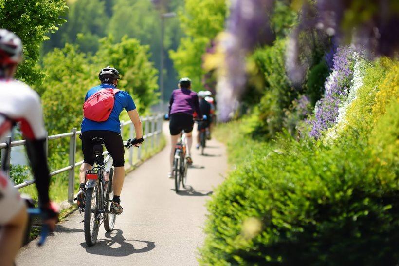 Najlepsze polskie trasy rowerowe na wiosnę i lato
