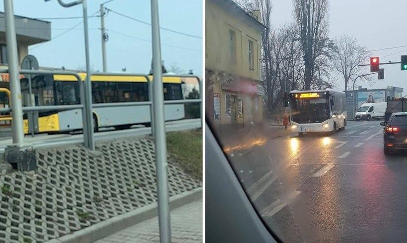 W Andrychowie pojawiły się inne niż dotąd autobusy komunikacji miejskiej