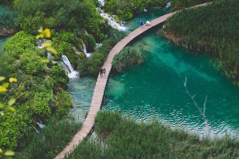 Ciekawe miejsca w Chorwacji, które warto odwiedzić latem!