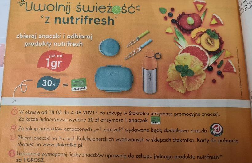 Market Stokrotka w Wadowicach ma dla swoich klientów nową akcję promocyjną