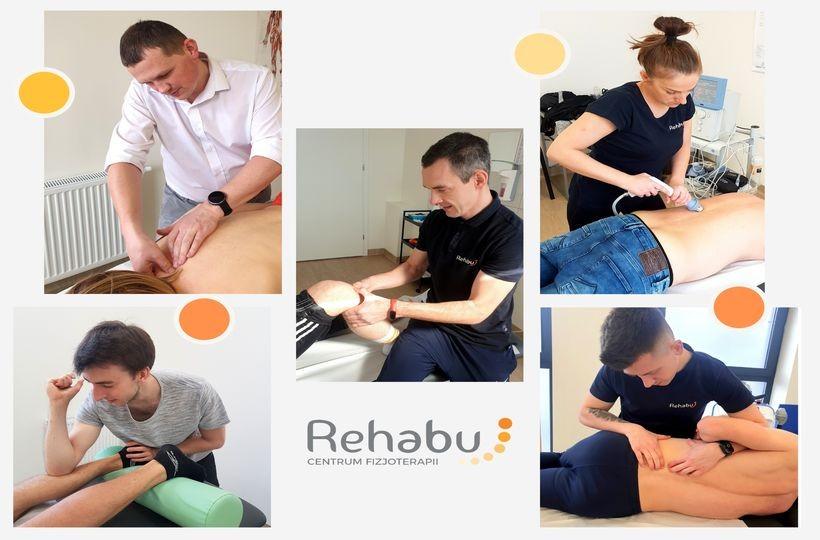 Rehabu specjalistyczne Centrum Medyczne w Tomicach!