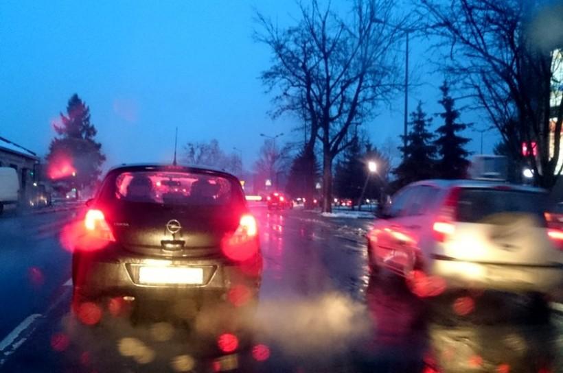 Godziny szczytu w Wadowicach to prawdziwy koszmar dla kierowców. Przydałaby się dalsza część obwodnicy, jak nic!