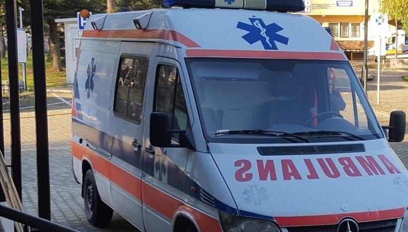 """Ciężkie dyżury ratowników w Wadowicach. """"Ci, co nie wierzyli w epidemię, płaczą potem w karetce"""""""