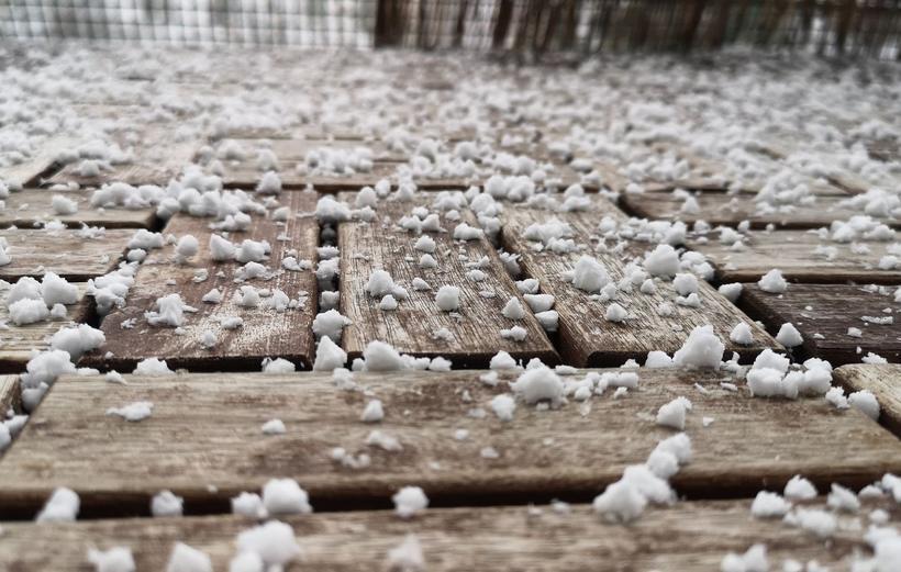 Krupa śnieżna