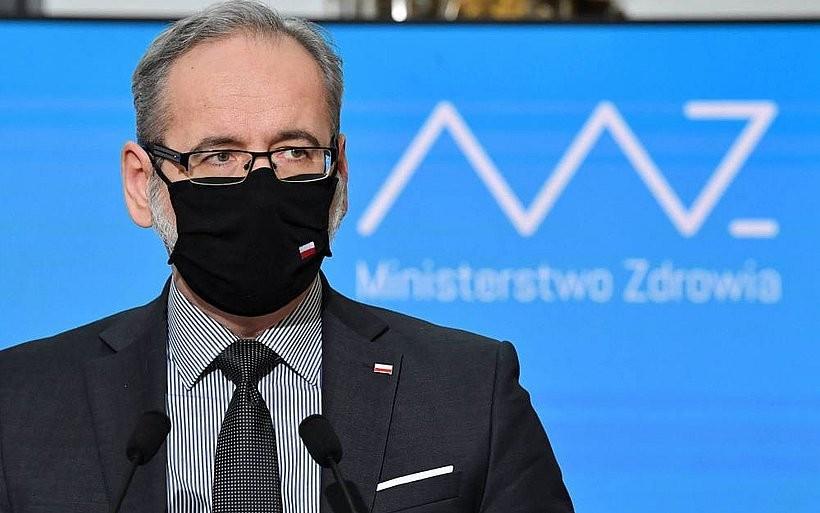 Minister zdrowia zapowiada, że znoszenie obostrzeń będzie regionalne