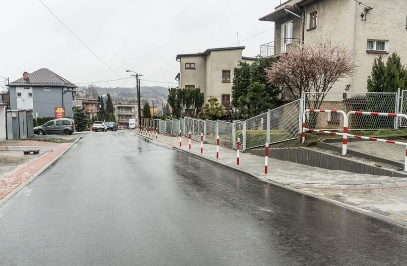 Uff! Poważny remont ulicy w Kalwarii Zebrzydowskiej zakończony przed czasem