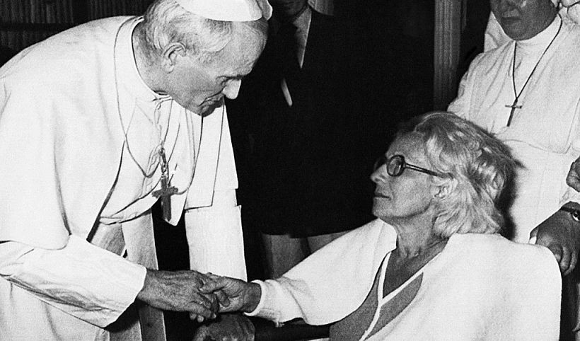 Niesamowita historia Ann Odre. Strzelanina na zawsze połączyła ją z papieżem