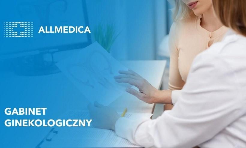 Ginekologia już dostępna w Allmedica w Wadowicach
