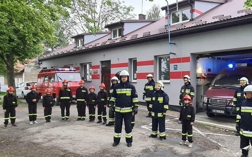 Strażacy z Gorzenia wymyślili nowy sposób, by zbierfać pieniądze na nowy wóz