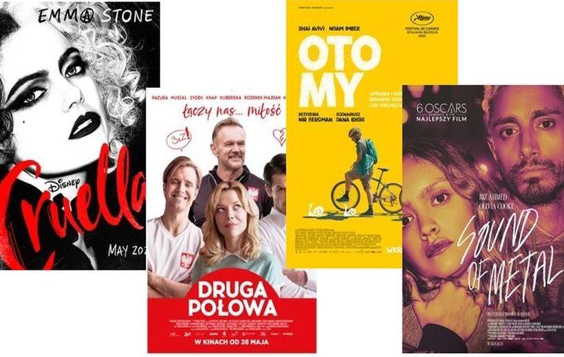 Opcja rozrywki na weekend - kino w Wadowicach. Poznaj dokładny repretuar na kolejne dni