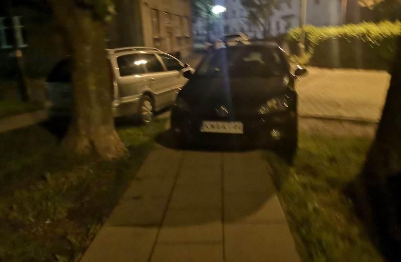 """""""Parking"""" na osiedlu Kopernika"""