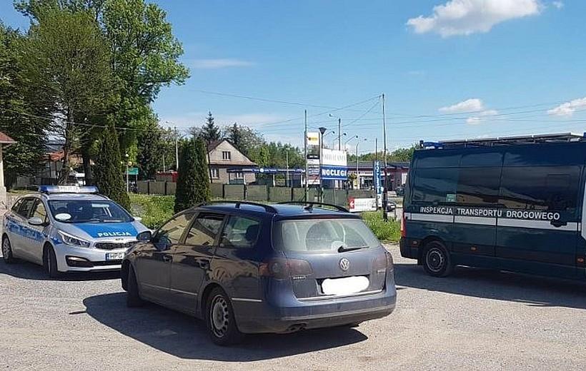 Kobieta z Wadowic dorabiała na lewej taksówce. Teraz grozi jej wysoka kara
