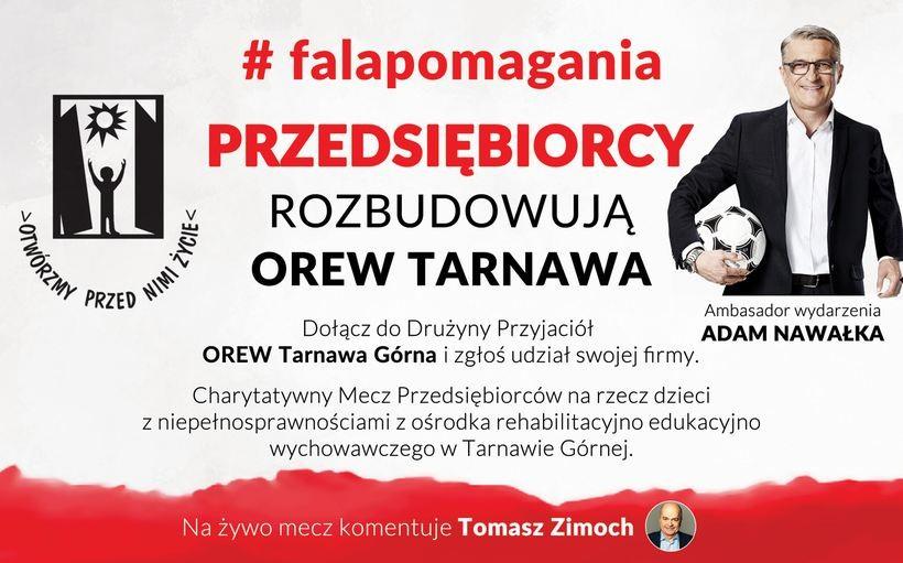 Nawałka, Smuda, Zimoch, Liber i wiele innych znanych nazwisk wesprze imprezę w Stryszawie